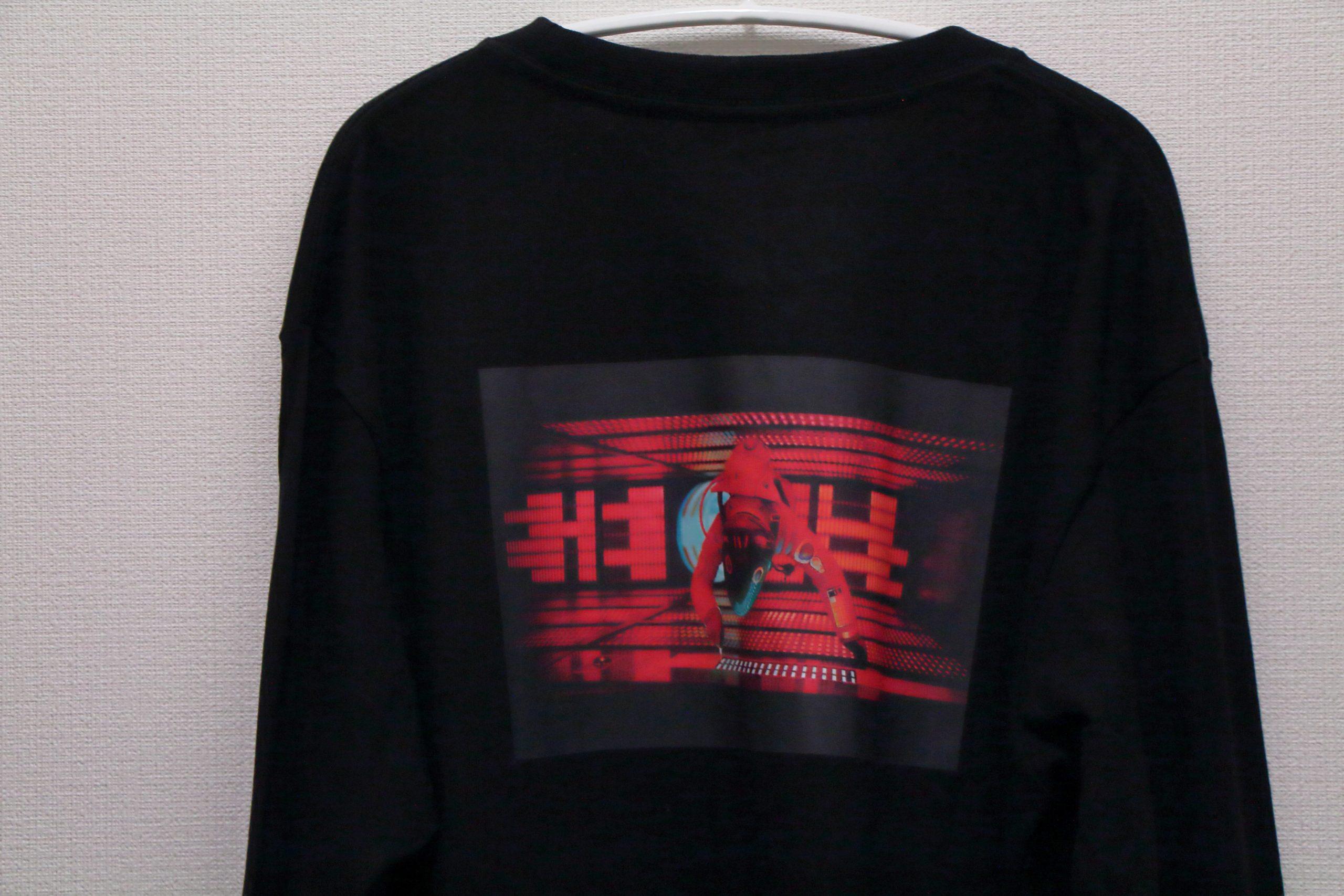 ビッグT(長袖)SPOD2
