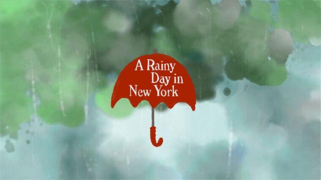 【ネタバレなし】『レイニーデイ・イン・ニューヨーク』感想 Me Too運動がもたらしたもの